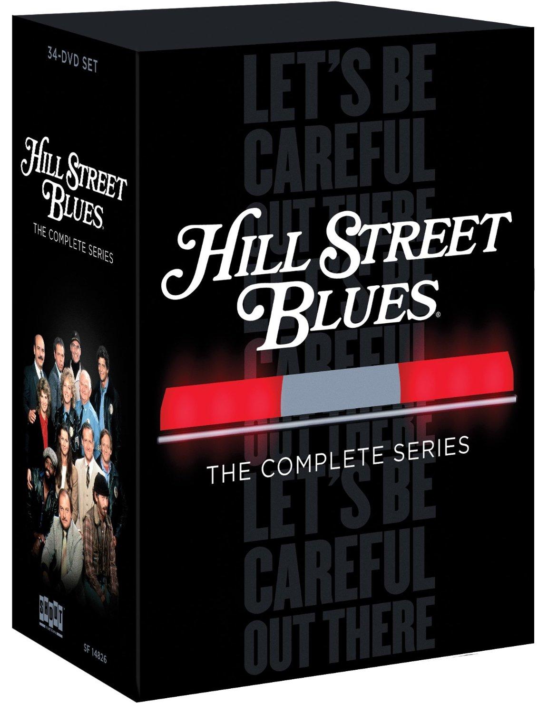 Buy the Hill Street Blues DVD Set